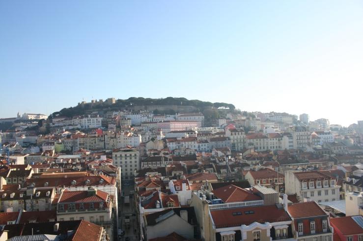 Lisbon View Portugal