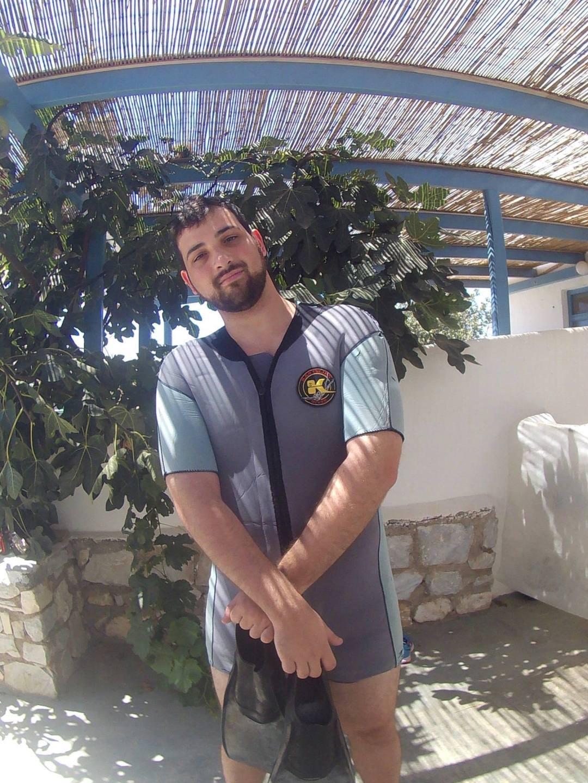 Daniel Paros Greece