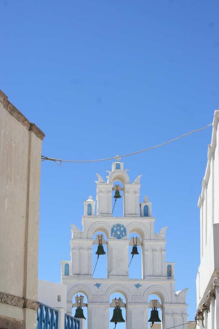 Bells Santorini Greece