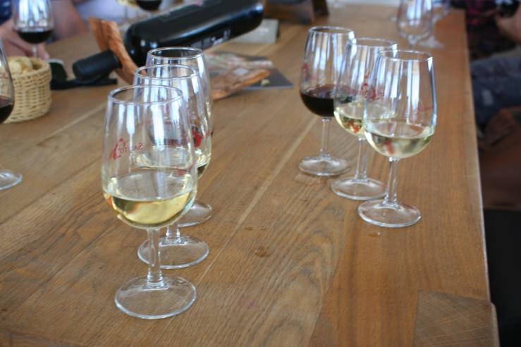 Wine Santorini Greece