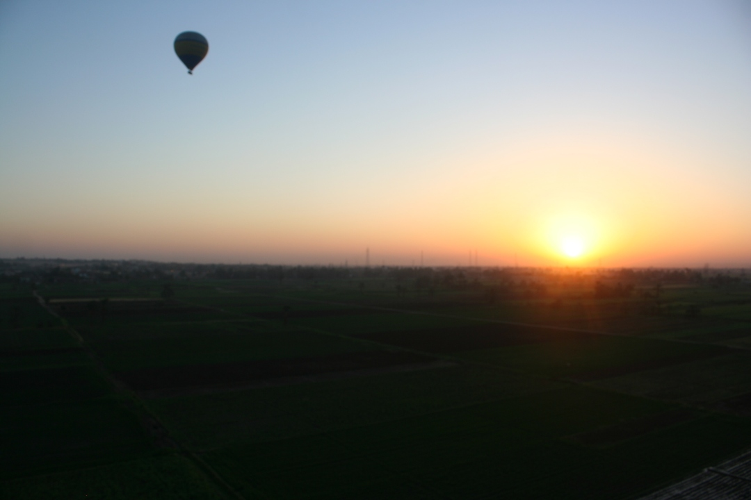 Hot Balloon Sunrise