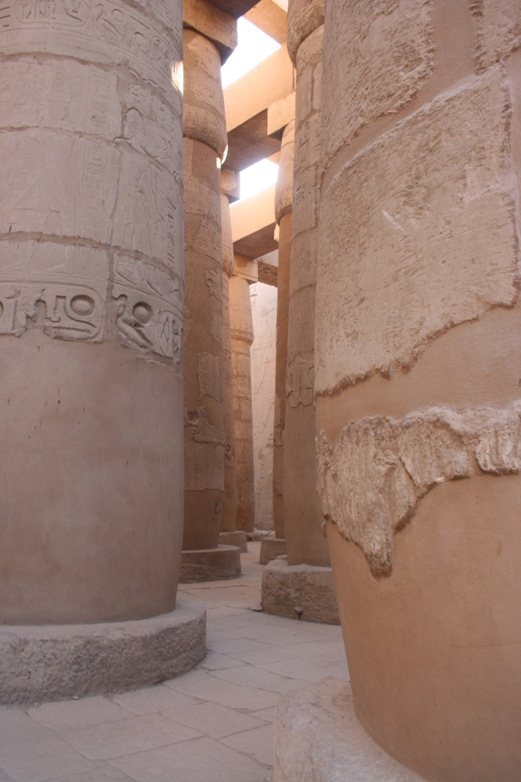 karkak temple columns