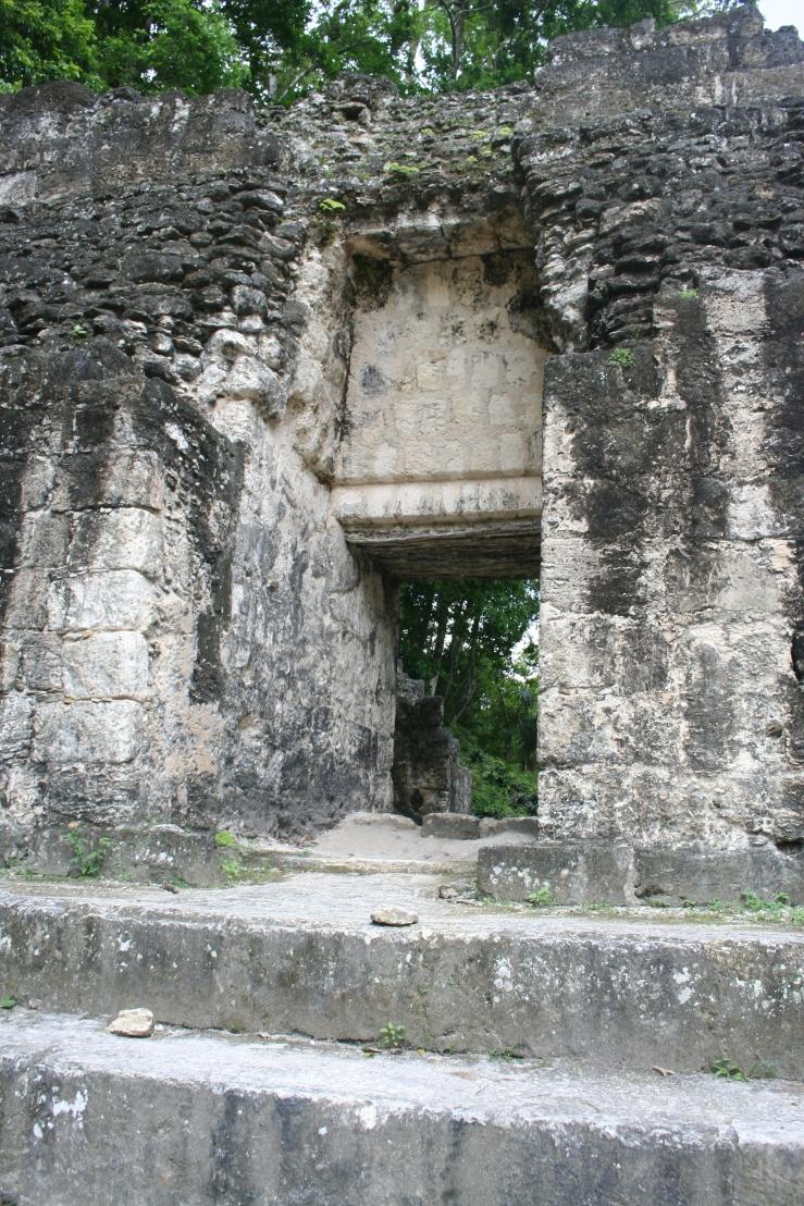 ruins tikal guatemala