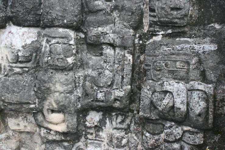 design ruins tikal