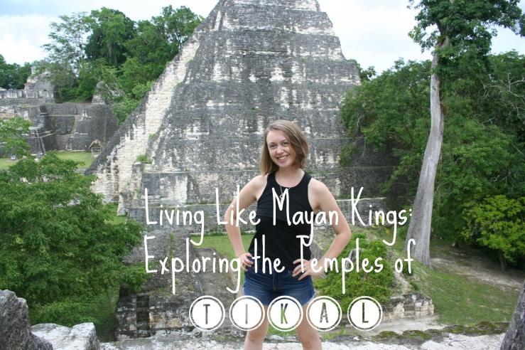 mayan ruins tikal