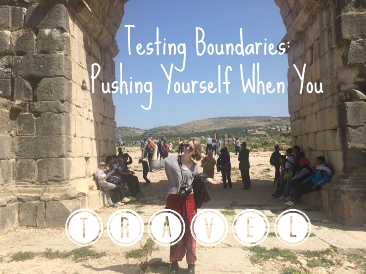 testing yourself travel