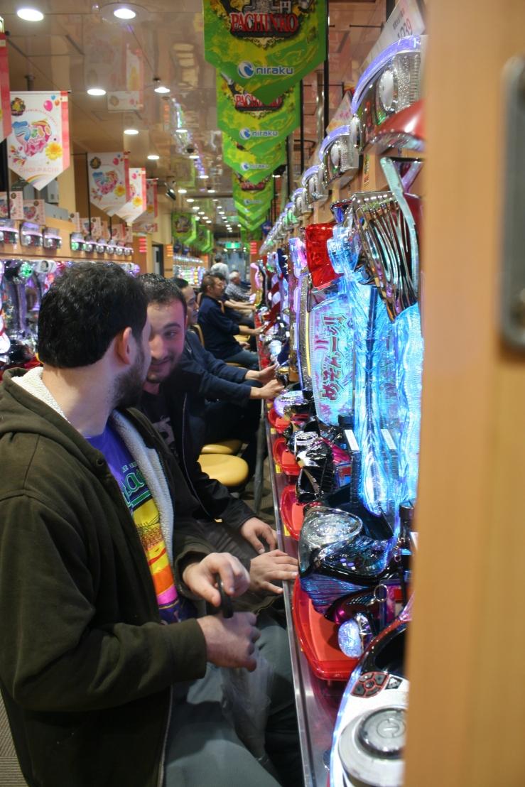 arcade tokyo japan