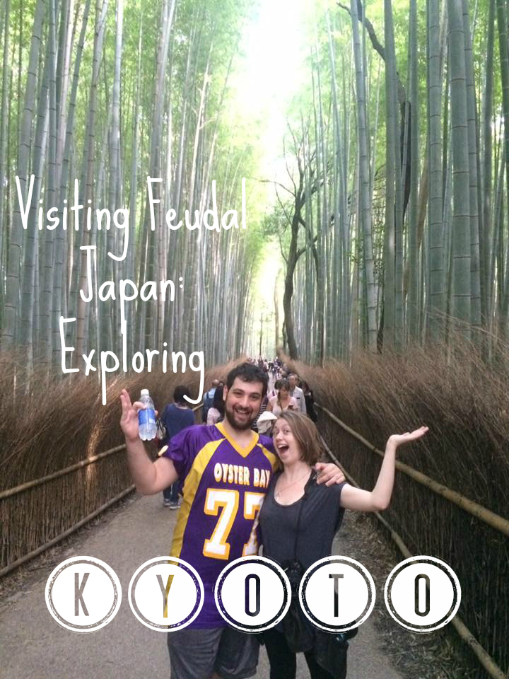 exploring kyoto japan
