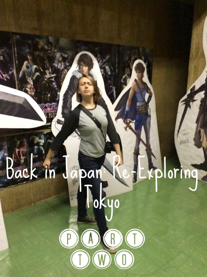 exploring tokyo two