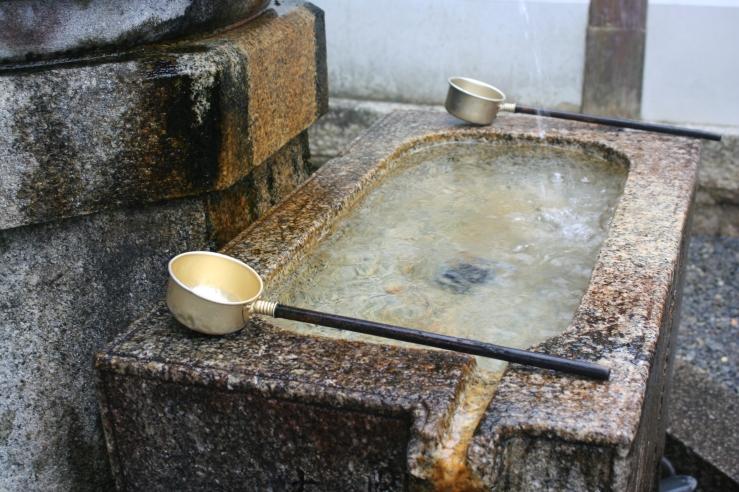 water shrine japan
