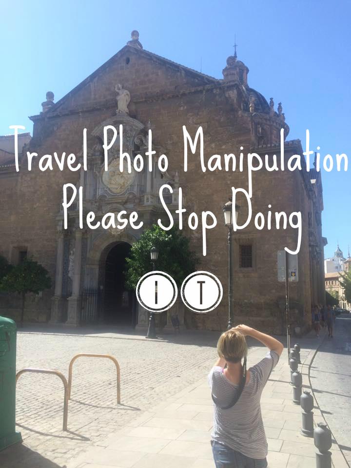 travel photo manipulation