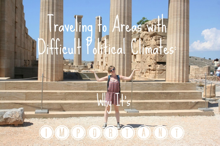 travel political climates