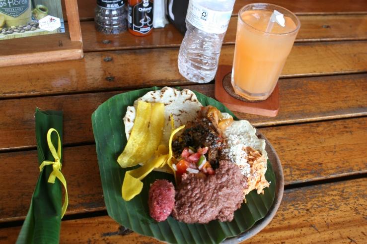 meal IVY nicaragua