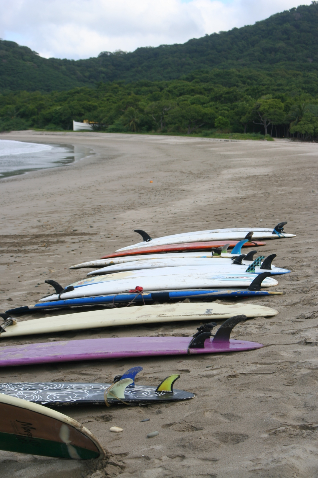 surfboards nicaragua IVY