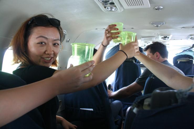 IVY nicaragua celebrate