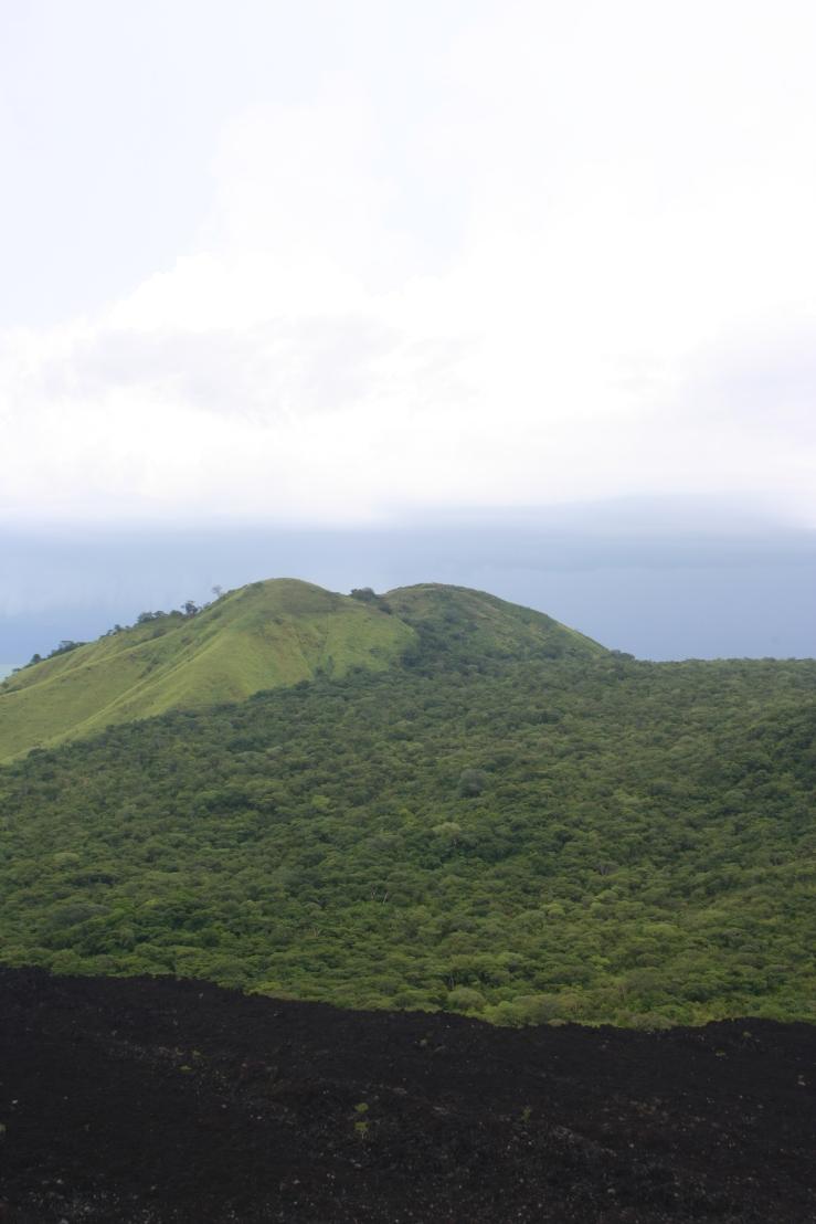 summit cerro negro